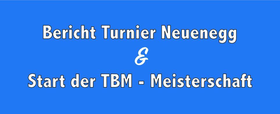 Korbball Damen: Turnier Neuenegg & Start TBM Meisterschaft